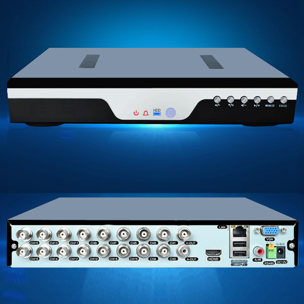 16CH 960H Full D1 DVR Camera Recorder H.264 IP Network CCTV NVR Real-time<br><br>Aliexpress
