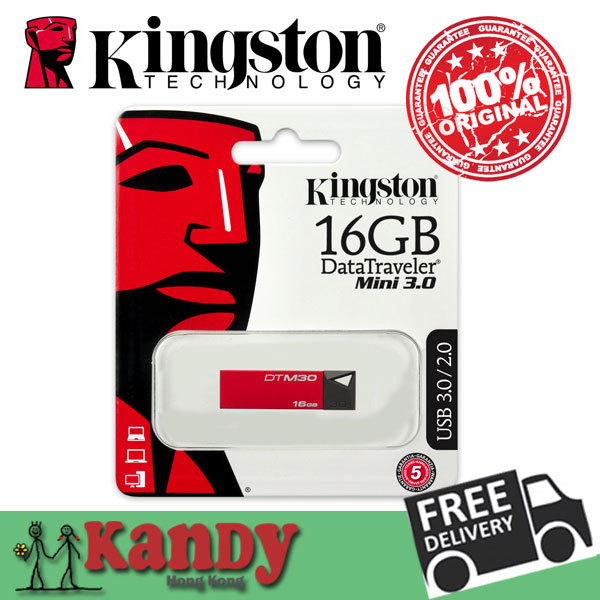 Kingston Mini USB 3.0 High Speed 70MB/s Flash Drive 16GB 32GB 64GB Original Worldwide Warranty 25pcs/lot Free Shipping<br><br>Aliexpress