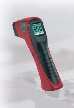 free shipping  sales promotion 5pcs/lot   Infrared Thermometer/ D:S=10:1/ Measuring range: -25~400C(-13~752 F)