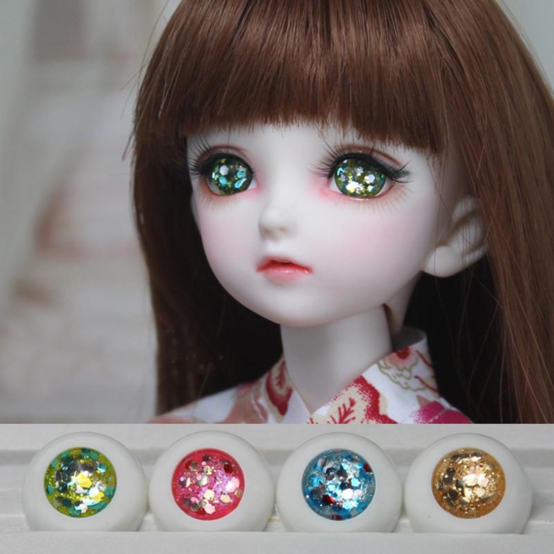 Глаза как у куклы с