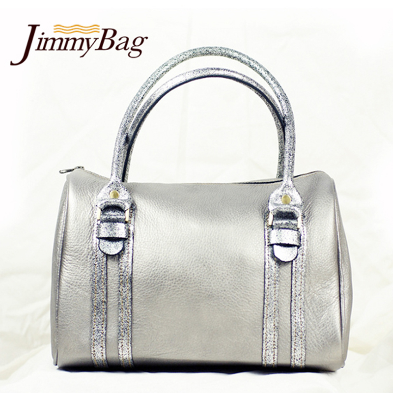 Hot Jimmy bag women s genuine leather handbag luxury cowhide shoulder bag vintage style All-match large capacity travel bag<br><br>Aliexpress