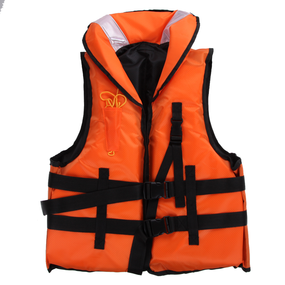 Polyester Adult Life Jacket Fishing Safety Zacket Life Vest DriftingBoating KSKS(China (Mainland))