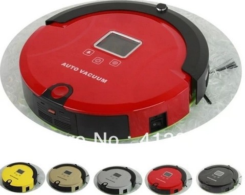 Special all-intelligent cleaning robot vacuum cleaner Genuine automatic sweeping machine(China (Mainland))