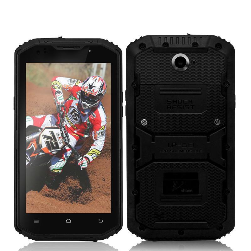 """Original Vphone X3 NO.1 X3 Waterproof 4G LTE Mobile Phone Android 5.1 Phone 5.5"""" HD 2G RAM 16G ROM IP68 Waterproof 4000mAh 13MP(China (Mainland))"""