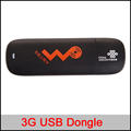 Unlocked Huawei WCDMA 3G Wireless Network Card USB Modem Dongle Adapter Android System Support Free Shipping