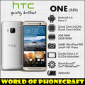 "HTC ONE M9 8 Cores 3G RAM 32G ROM 5"" Full HD 1920*1080 Android 5 Sense 7 4G LTE Octa Cores smartphones"
