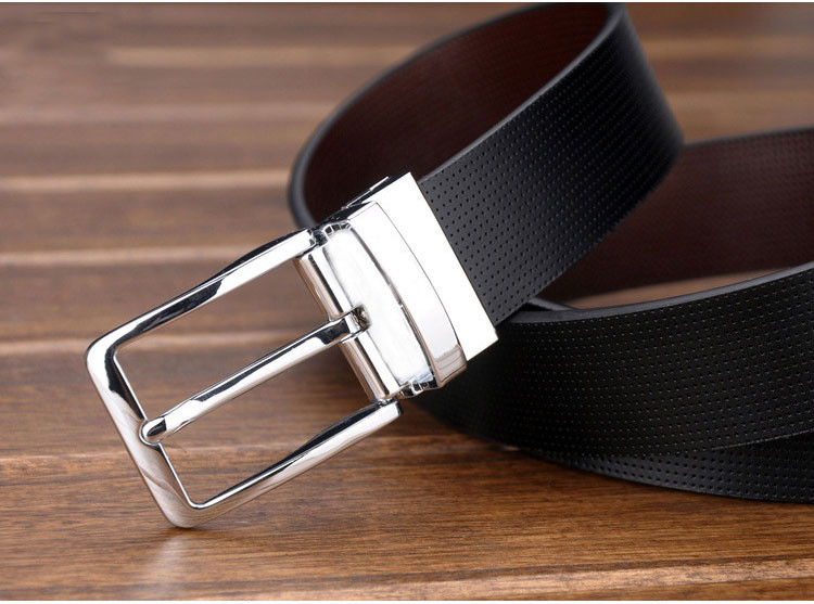 HTB1ur05NpXXXXc9aXXXq6xXFXXXF - IFENDEI Casual Belt Men's Luxury Brand Split Leather Belts For Men Rotatable Pin Buckle Sided Leather Belt Cinturones Hombre