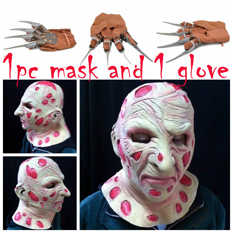 Freddy Krueger Dancing Mask Freddy Krueger Mask