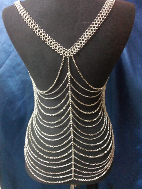 Popular Chain Vest Necklace-Buy Cheap Chain Vest Necklace ...
