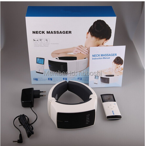 Wholesale Goods From China Healthcare goods portable neck massager(China (Mainland))
