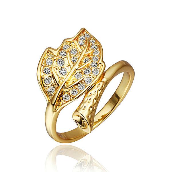 Gold Leaf Jewelry Leaf Design Saudi Gold