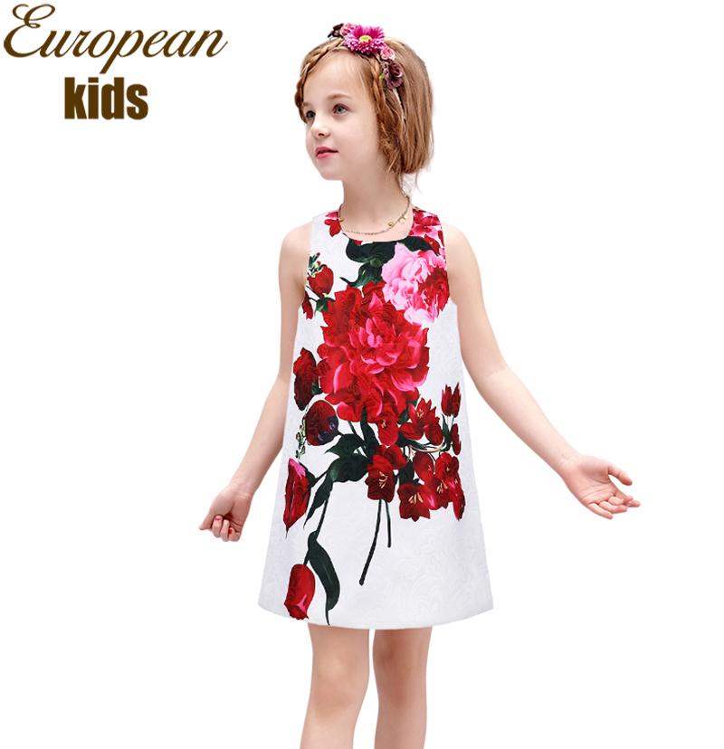 Buy Baby Girl Dress 2016 Brand Toddler