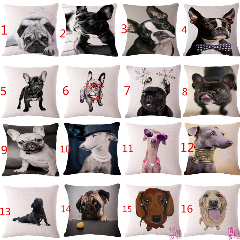 achetez en gros chien oreiller couvre en ligne des grossistes chien oreiller couvre chinois. Black Bedroom Furniture Sets. Home Design Ideas