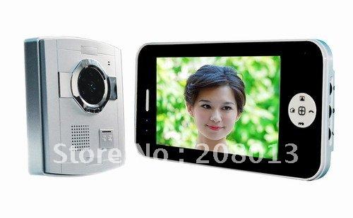 Видеодомофон JL discout 7 JL90 видеодомофон evology m273dj1 и p201 монитор 7 дюймов
