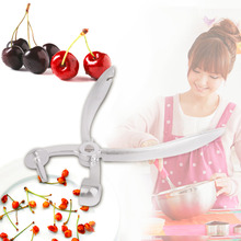 2016 new Cherry/Olive/Date Pitter Dishwater Seed Stone Remover Destoner Grip Handheld(China (Mainland))