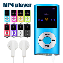 new colors FM Video mp4 music player with earphone and usb cable top 32GB  free shipping  with retail package wholesale