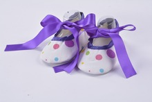 hot sale baby crib shoes Toddler shoes/baby shoes 40pairs(China (Mainland))