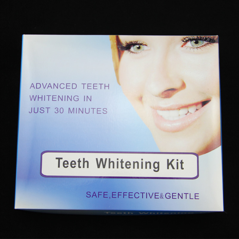Dental 10PCS teeth whitening kit whitening gel simple home kit special trays dental product materials<br><br>Aliexpress
