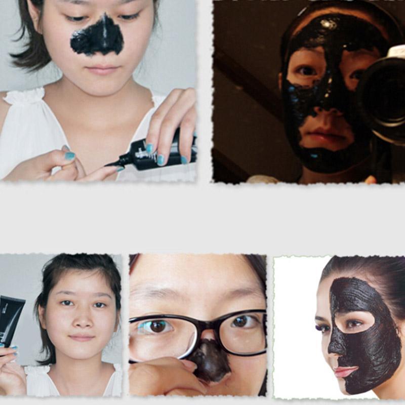 Miracle Black Mask Deep Sea Mud Tearing Nasal Membranes to Black Mask Beauty Makeup Accessories