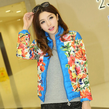 women winter jacket promotion