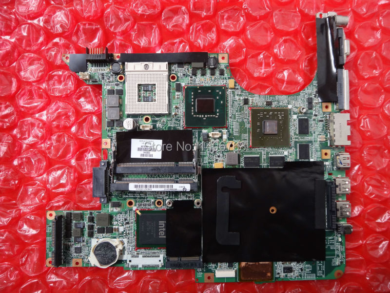 461069-001 Genuine Laptop motherboard for hp DV9000 461069-001 INTEL PM965 fully tested and in good condition 60 day warranty(China (Mainland))