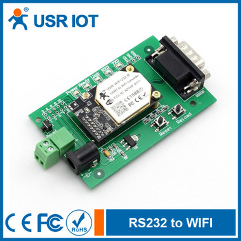WIFI To RS232 Serial Module, embedded server module