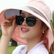 Free Shipping summer sun hat female UV protected flower hat best seller women lady foldable summer