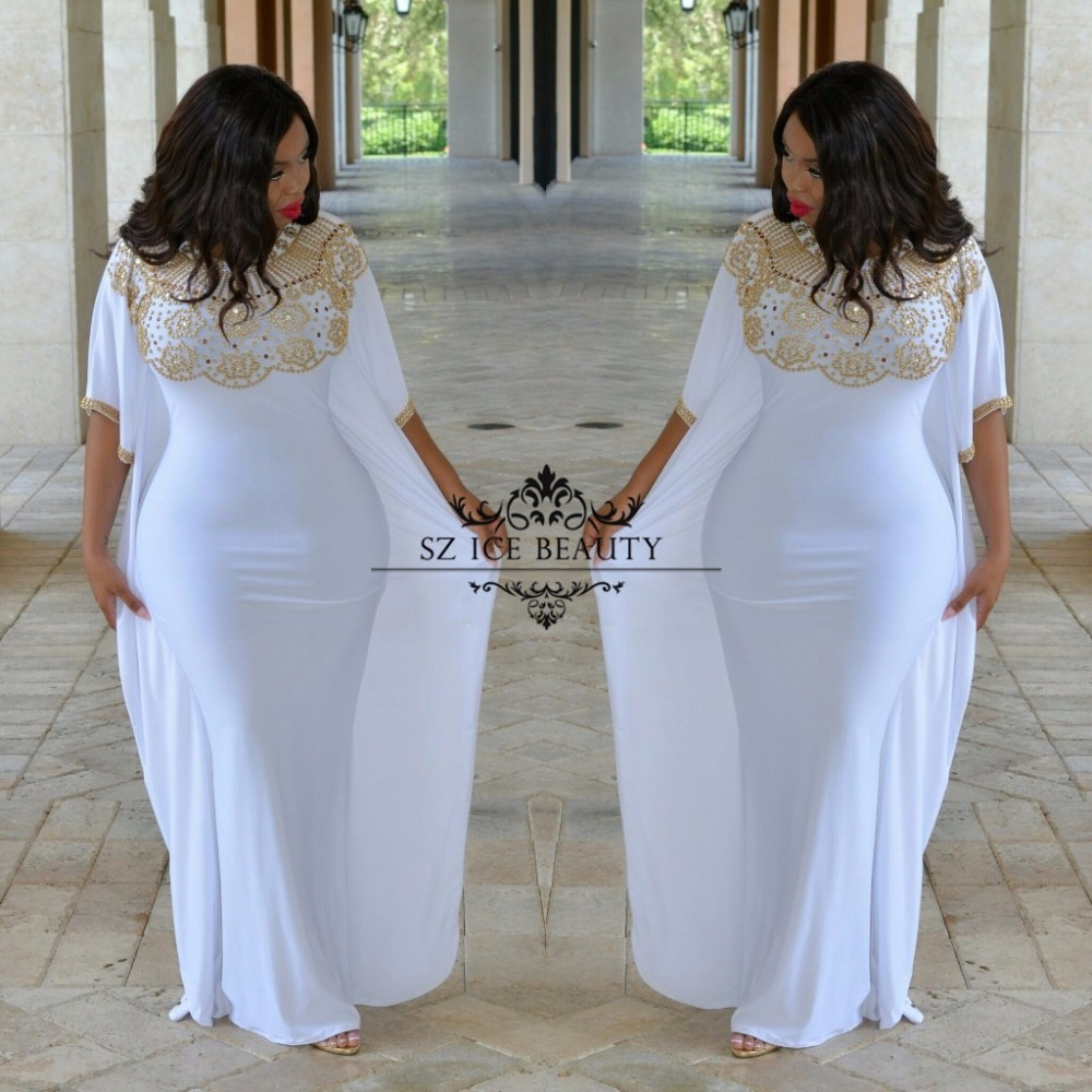 Online buy wholesale african kaftan from china african for White african wedding dress