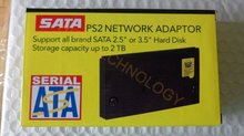 free shipping + wholesales +  SATA Network Adaptor for PS2