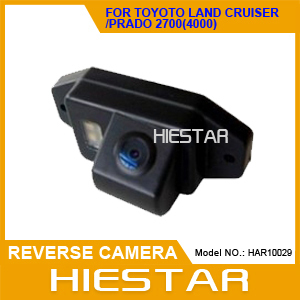 Car Rear View Reverse backup Parking Car Camera  for Toyoto LAND CRUISER/ Toyota Prado CCD