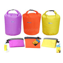 New Portable 20L 40L 70L Waterproof Bag Storage Dry Bag for Canoe Kayak Rafting Sports Outdoor Camping Equipment Travel Kit(China (Mainland))