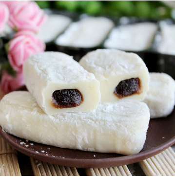 Гаджет  Free shipping red bean mochi bagged snacks taste 180G snack food  Japanese snacks None Еда