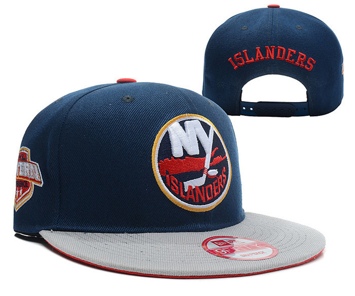 New York Islanders Baseball Caps NHL Snapback Hats Islanders Hockey Caps New York Gorras Planas Fashion Hats Free Shipping(China (Mainland))
