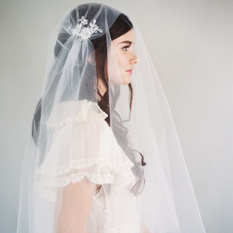 Online buy wholesale lace cap veil from china