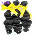 Cheap Brazilian 5 Piece 100g/bundle Unprocessed Human Hair Weaves Natural Black Aliexpress Hair Extentions Fast  Free Shipping