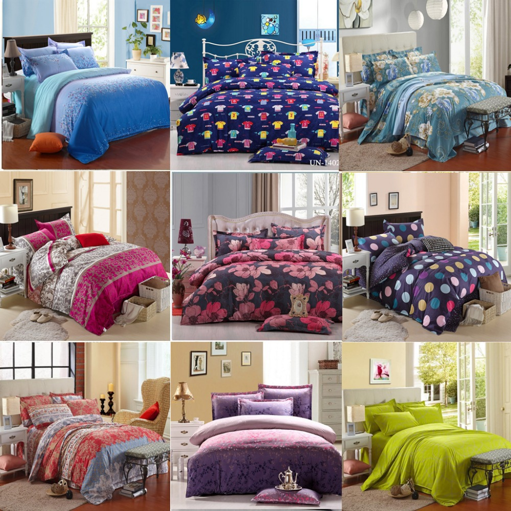 king size bedding for less
