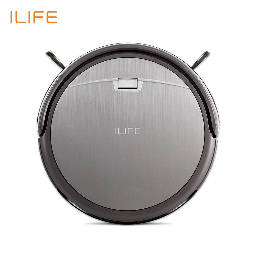 ILIFE A4s Robot Vacuum Cleaner with 1000PA Power Suction for Thin Carpet(China (Mainland))