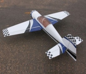 73in Yak54 30cc RC Gasoline Airplane ARF/Petrol Airplane ARF -Blue/White Color