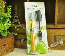 Ego CE4 E cigarette Blister Kits With CE4 Atomizer Vaporizer 900mAh 1100mAh Ego T Battery High