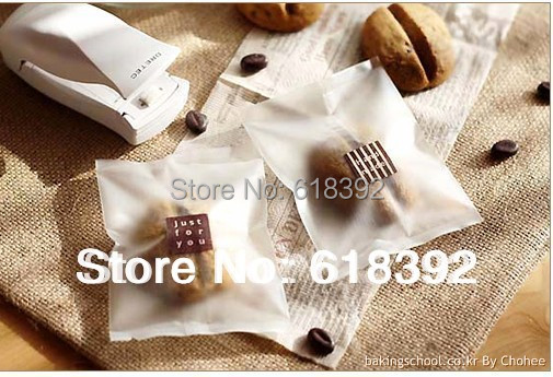 Упаковочные пакеты Cookie bag 11.5 * 9 HS0005 упаковочные пакеты forever with you cookie 100 10 11 4 qw00170