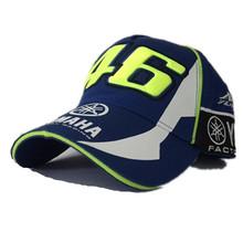 2016 Новый Snapback Caps Оптовая Росси 46 Вышивка Бейсболка Шапка Мотогонок Крышка VR46 Спорт Бейсболка Для Мужчин(China (Mainland))