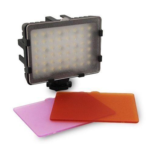 NANGUANG CN-48H 48 LED Hot Shoe Flashlight Video Light Lamp for Canon Nikon<br><br>Aliexpress
