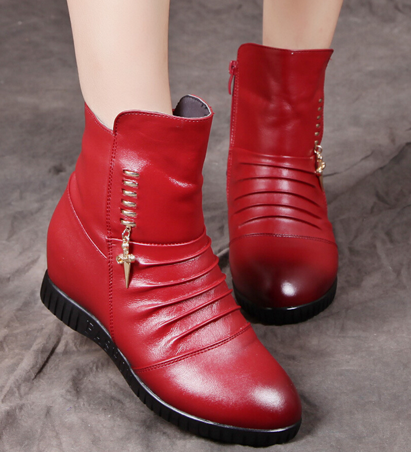aliexpress buy brand genuine leather boots