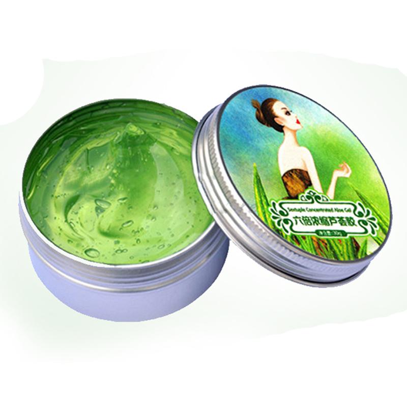 1PCS Anti-aging Cream Of Pigmentation Aloe Vera Gel Acne Face Cream Anti-wrinkle Cream Acne Treatment Instantly Ageless Hot Sale(China (Mainland))