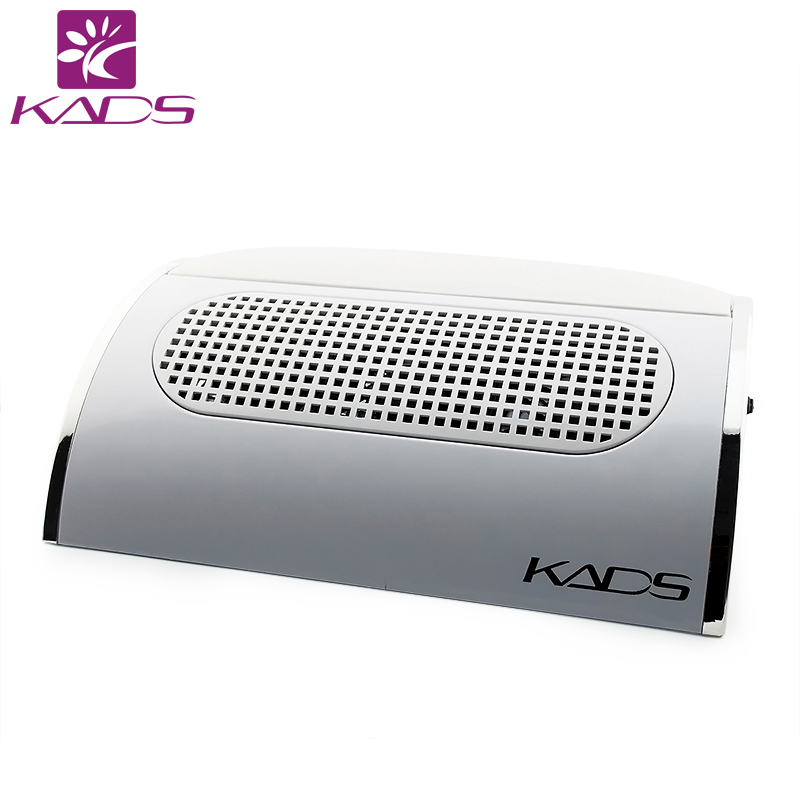 KADS Low noisy 110V&220V Nail Dust Collector free shapping Dust Suction Collector with Hand Rest Design for Nail Art Equipment(China (Mainland))