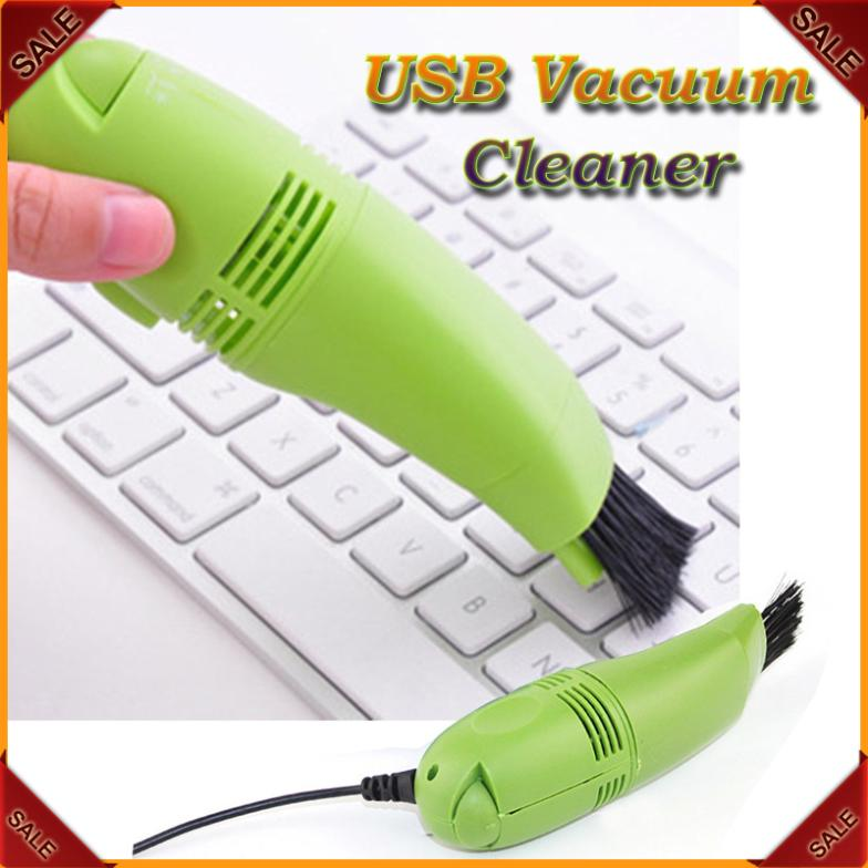 2015 New Mini USB Vacuum Computers Laptop Keyboard Cleaner Vacuum Brush DIY Tool for Laptop PC Computer Kits FYMPJ538A1(China (Mainland))