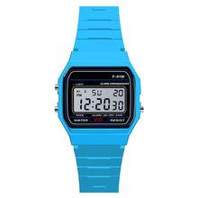 2019 moda esporte relógio led luxo masculino analógico digital militar inteligente armys esporte relógio de pulso à prova dwaterproof água #4m14(China)