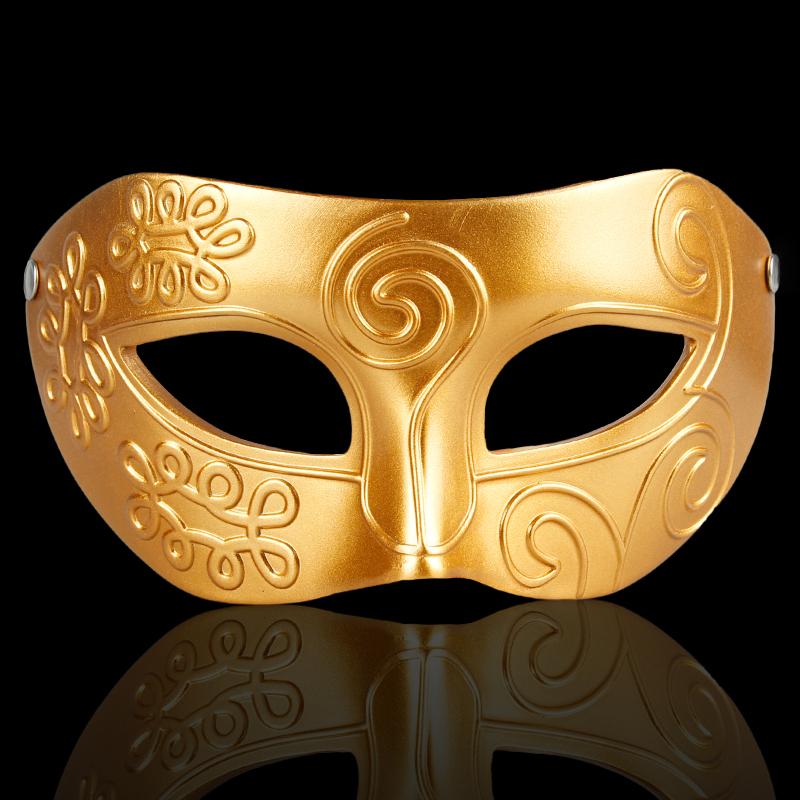 SHICAI High-grade Sir Mask Props fine flat resin mask masquerade parties Restoring ancient ways Christmas Halloween mask(China (Mainland))