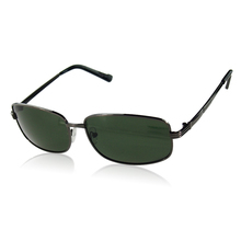 Drop shipping   Fancy Lens Sun Glasses Unisex Metal Frame Polarized SunGlasses