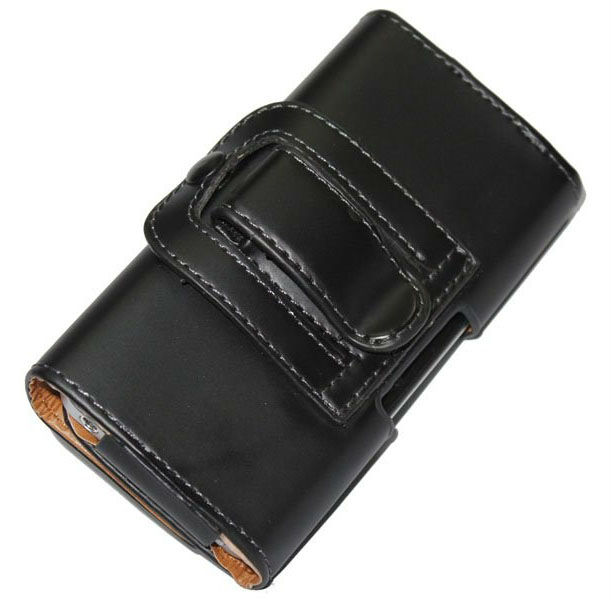 New Smooth Pattern/Lichee Pattern PU Leather Phone Belt Clip for Xiaomi Redmi Note Prime Cell Phone Accessories Pouch Bag Cases